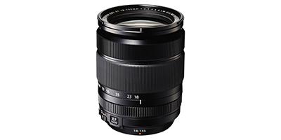 Fujifilm LENS XF18-135mm F3.5-5.6 R LM OIS WR Lens