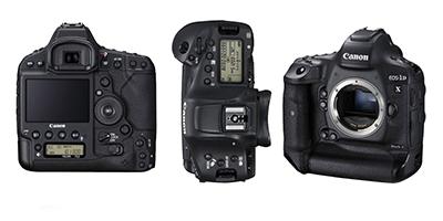 Canon EOS-1D X Mark II DSLR Camera