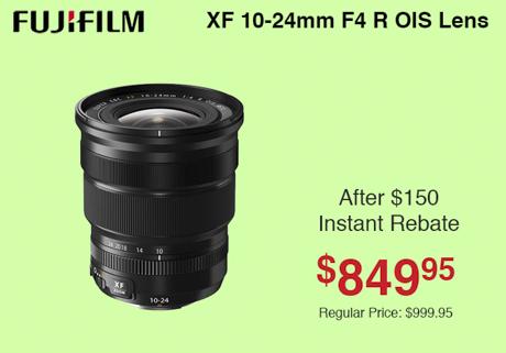 Fujifilm XF 10-24mm