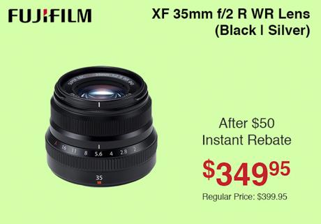 Fujifilm XF35mm