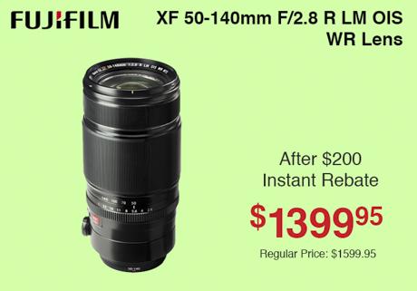 Fujifilm XF 50-140mm