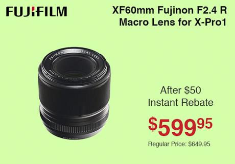 Fujifilm XF 60mm