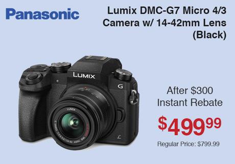 Panasonic LUMIX G7 Kit