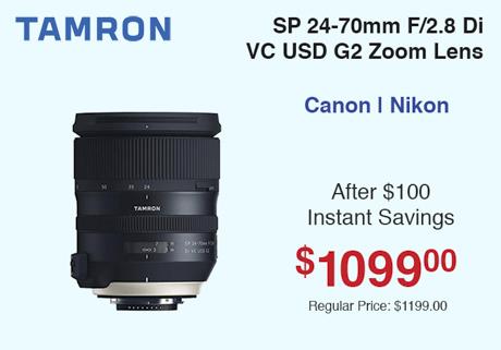 Tamron 24-70mm G2