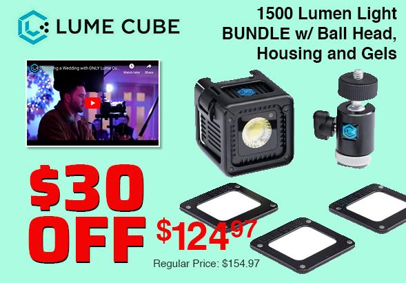 Lume Cube 1500 Lumen Light