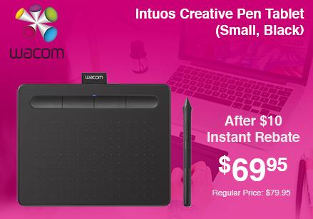Wacom Creative Pen Tablet