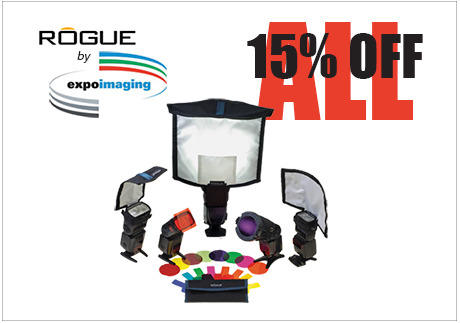 Rogue by ExpoImaging 15% Off