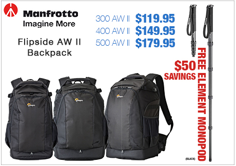 Manfrotto Flipside AW II Backpack
