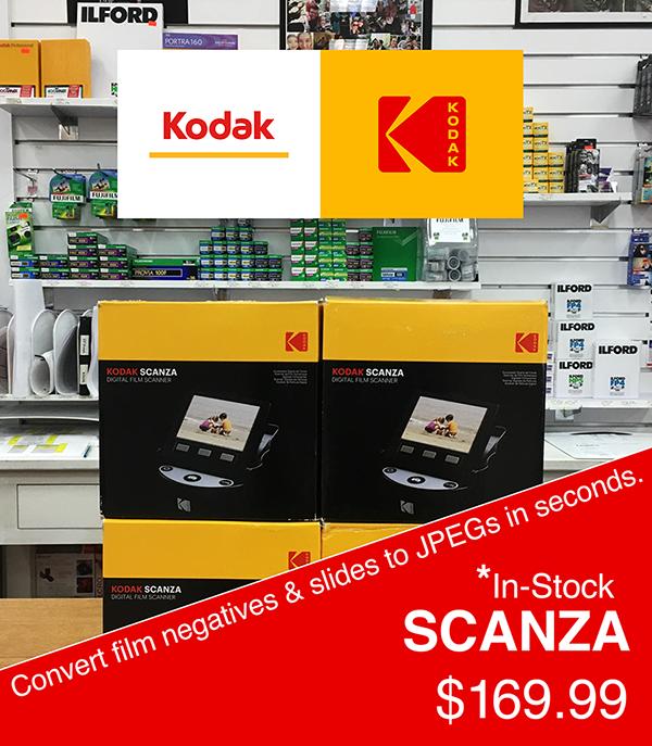Kodak Scanza Scanner