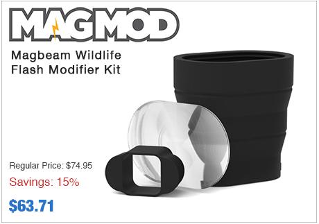Magmod Magbeam Wildlife Modifier Kit