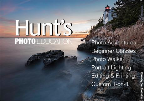 Hunt's Education