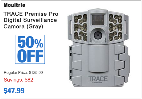 Moultrie Trace Camera