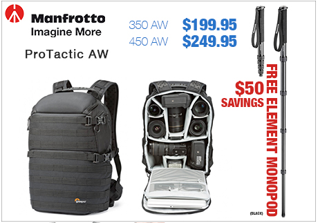 Manfrotto ProTactic Bags