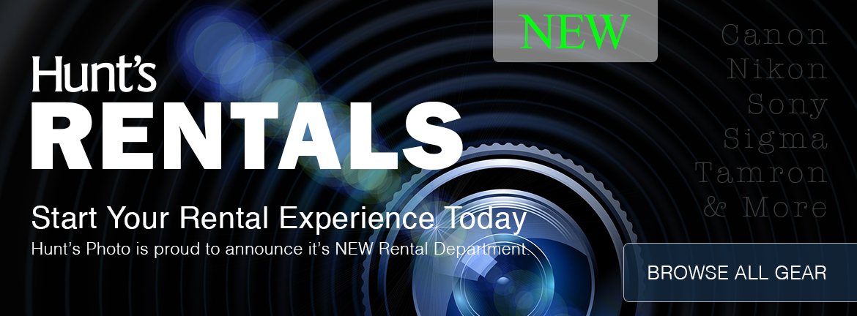 Welcome to Hunt's Rentals!