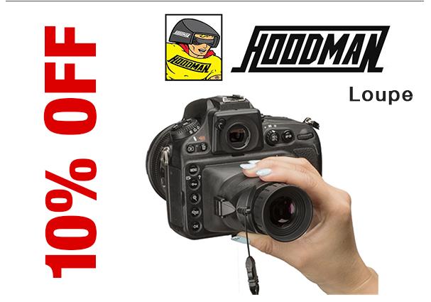 Hoodman Loupes on Sale
