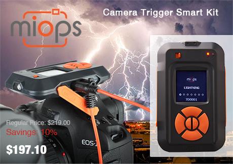 Miops Camera trigger smart kit