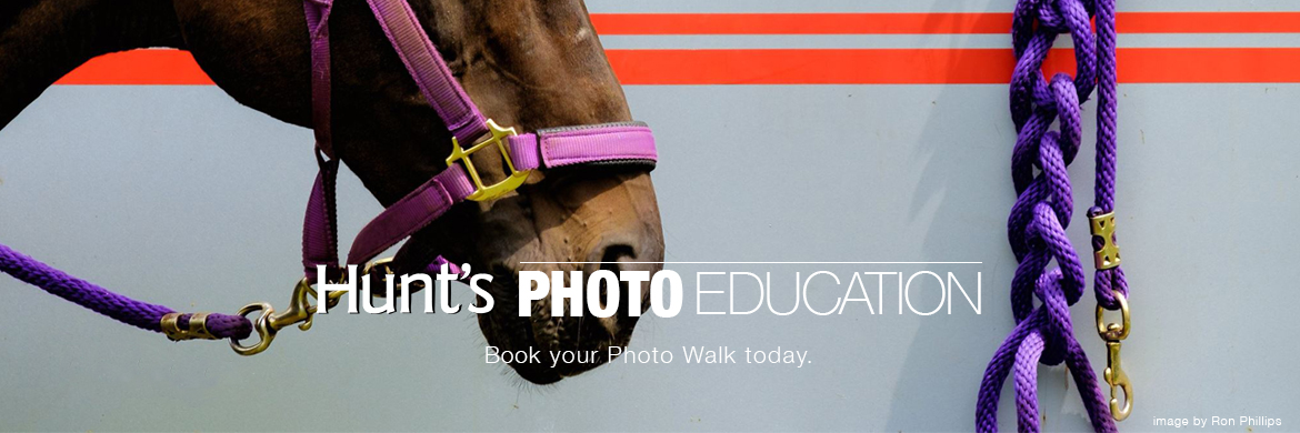 Hunt's Photo Photo Walks - Sign up today.