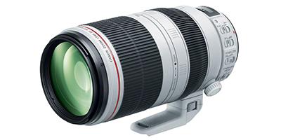 Canon 100-400mm f/4.5-5.6L IS II lens