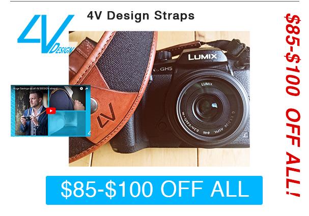 4V Straps