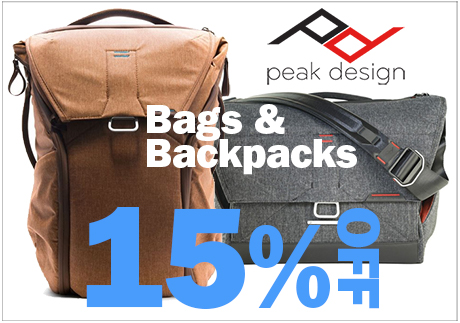 Peak Design Savings!