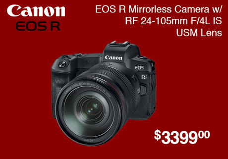 Canon EOS R 24-105mm Kit