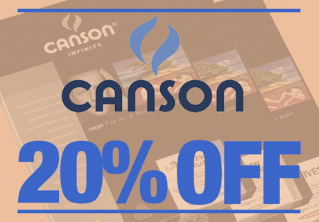 Canson Paper Deal