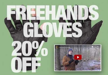 Freehands Gloves on Sale