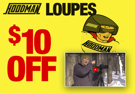 Hoodman Loupes on Sale