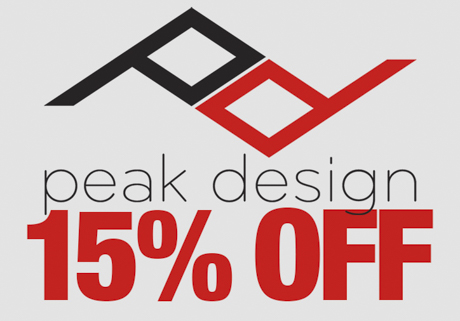 Peak Design on Sale