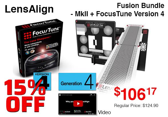 LensAlign Fusion Bundle