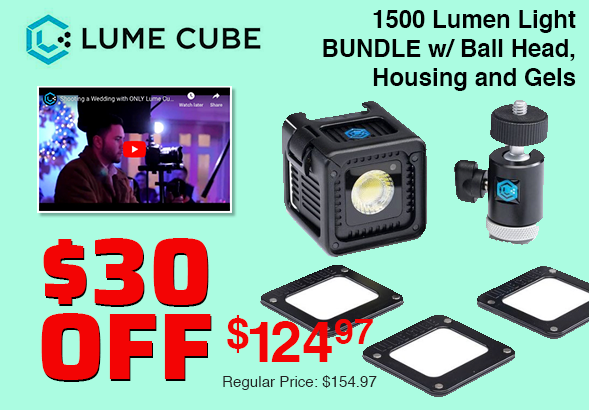 Lume Cube 1500 Lumen Light
