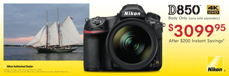 Nikon Specials