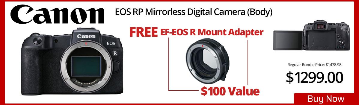 Canon RP Camera Body