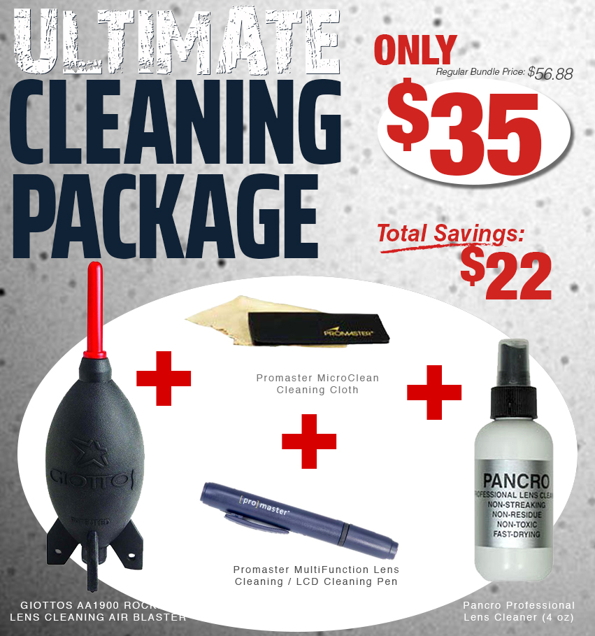 Ultimate Cleaning Kit