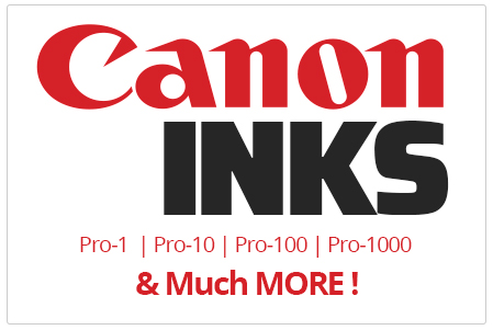 Canon Inks