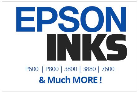 Epson Inks