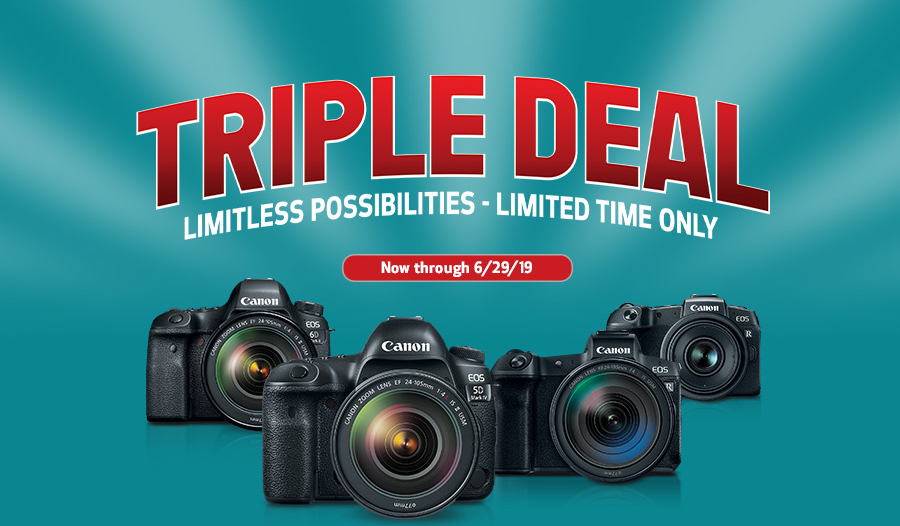 Get the Triple Deal for Father's Day!
