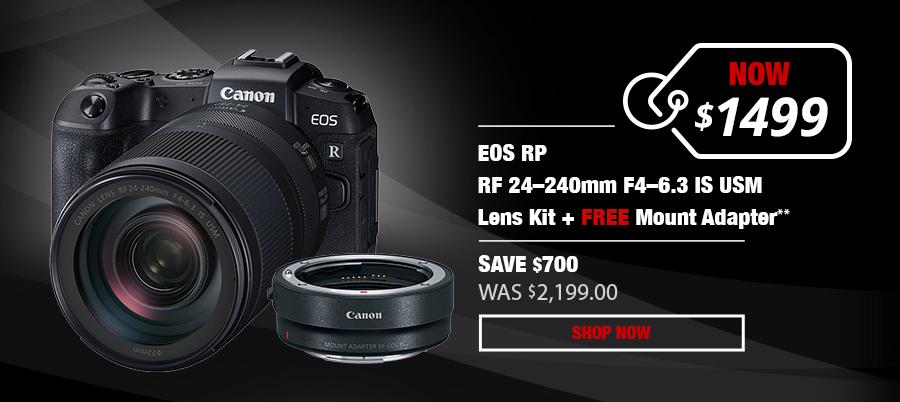 EOS RP 24-240mm Kit