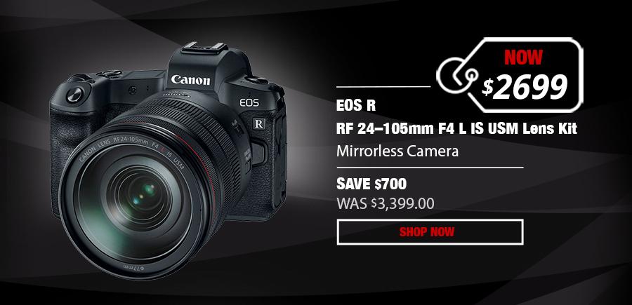 EOS R 24-105mm Kit