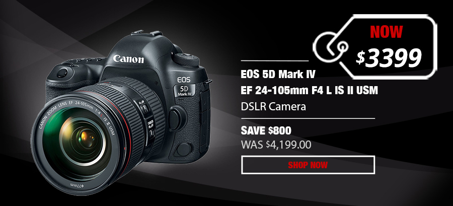 EOS Canon 5D Mark IV 24-105mm Kit