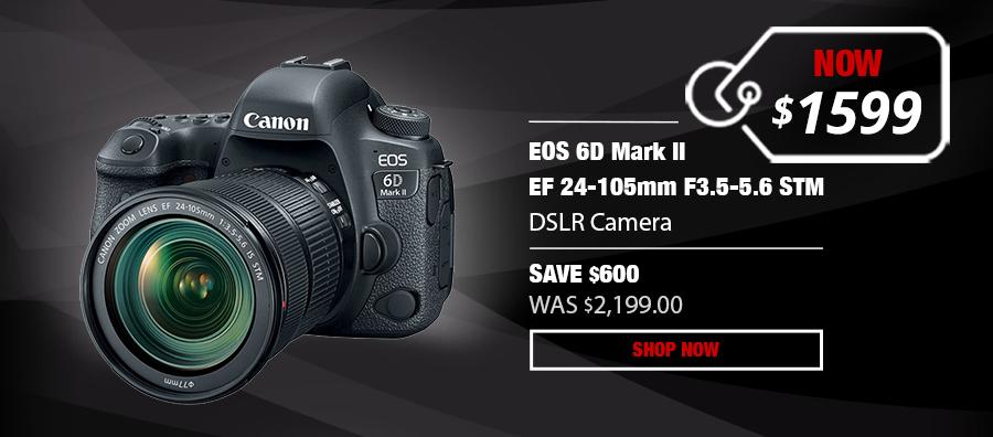 EOS 6D Mark II Kit 24-105mm STM