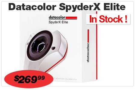 Pre-Order Datacolor Spyder X Elite