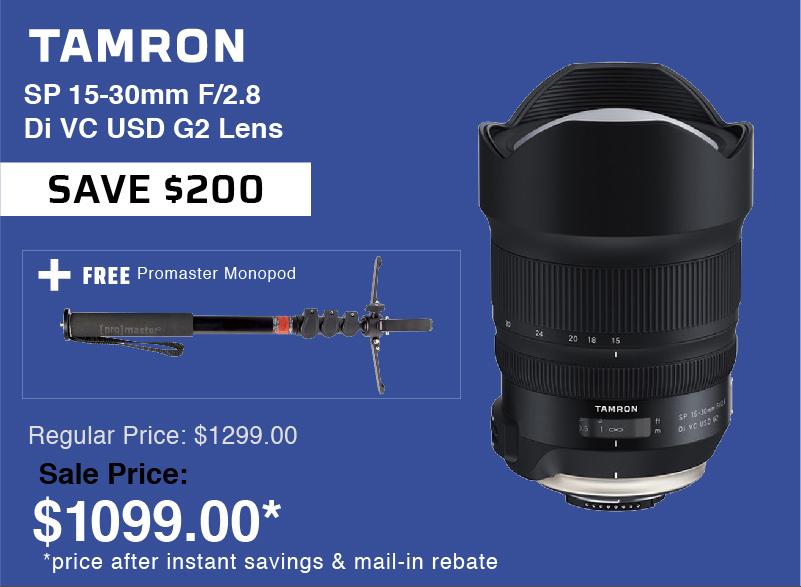 Tamron 15-30mm