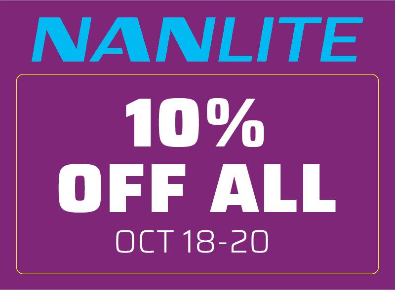 Nanlite Sale