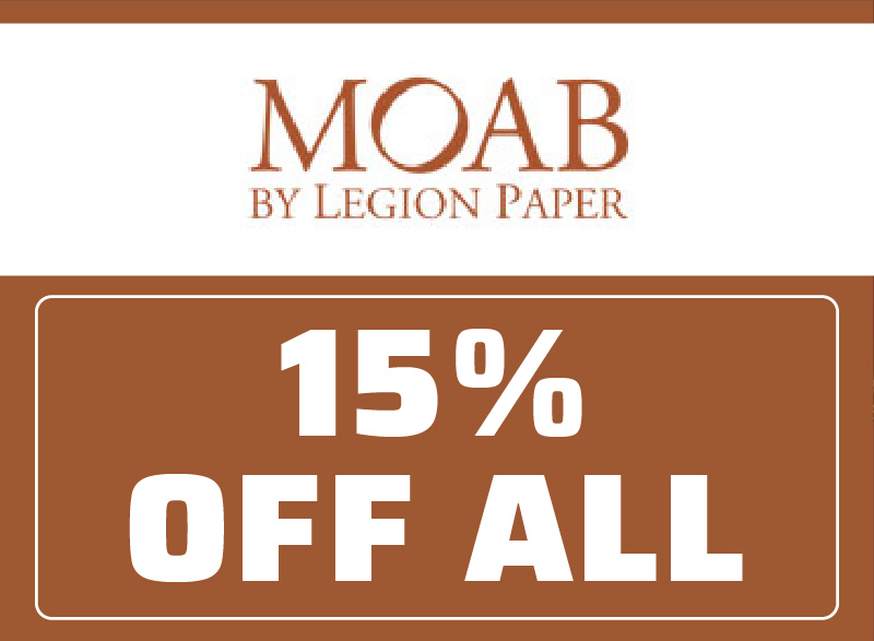 Moab by Legion Paper Sale