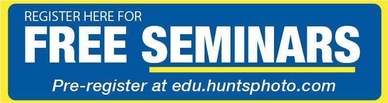 FREE Photo Seminars in Melrose, MA