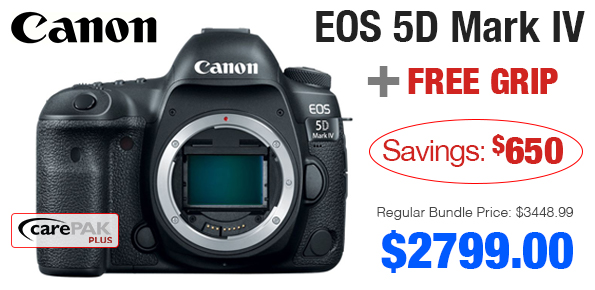 Canon 5D Triple Deal