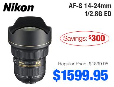 Nikon 14-24mm