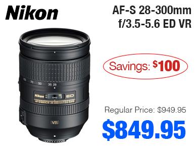 Nikon 28-300mm