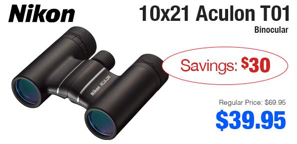 Nikon Aculon Binoculars